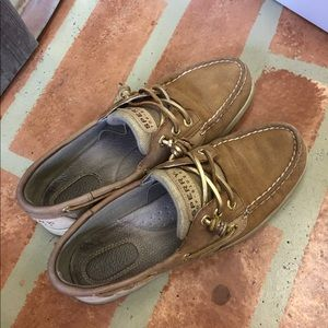 Used sperry boat shoes